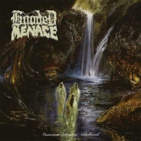 "HOODED MENACE: Track vom ""Ossuarium Silhouettes Unhallowed""-Album"