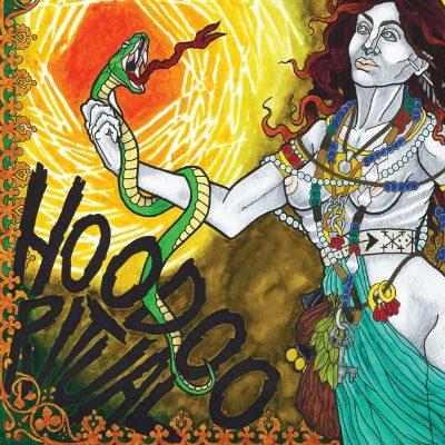 """HOODOO RITUAL: streamen """"Hoodoo Ritual"""" Stoner Album"""