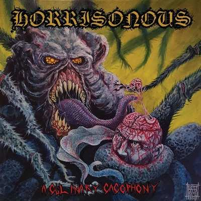 """HORRISONOUS: Track vom """"A Culinary Cacophony"""" Album"""