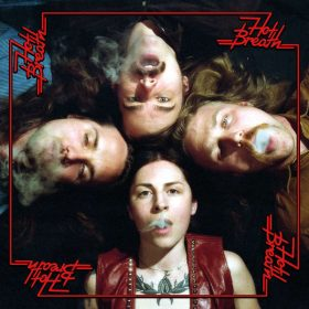 "HOT BREATH: debütierern mit Heavy Rock Mini-Album ""Hot Breath"""