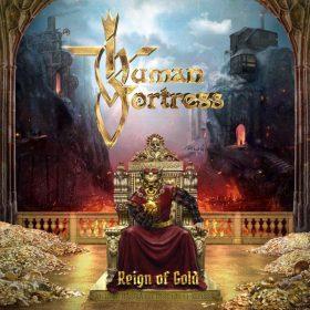 """HUMAN FORTRESS: Lyric-Video vom neuen Epic Power Album """"Reign Of Gold"""""""