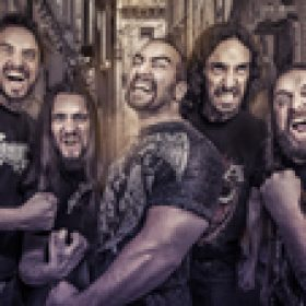 "HAMMERCULT: neues Album ""Steelcrusher"""