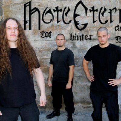 HATE ETERNAL: Tot hinter dem Drumkit
