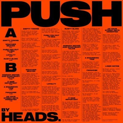"HEADS.: Video zu ""Loyalty"" vom neuen Album ""PUSH"""