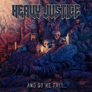 """HEAVY JUSTICE: Track vom """"And So We Fall…""""-Album"""