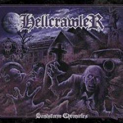 HELLCRAWLER: streamen zweites Album