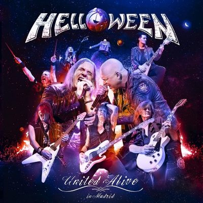 HELLOWEEN: United Alive In Madrid