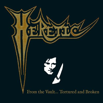 HERETIC: From The Vault… Tortured And Broken [2CD+DVD]