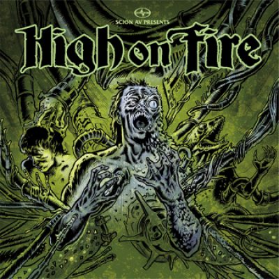 "HIGH ON FIRE: Video zu ""Slave The Hive"""