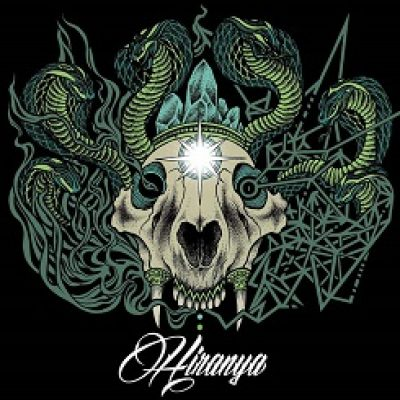 "HIRANYA: Debütalbum ""Breathe In"" als Stream"