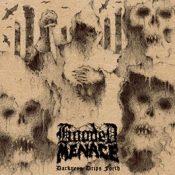 """HOODED MENACE: Track und Infos zu """"Darkness Drips Forth"""""""