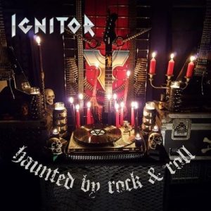 "IGNITOR: Video-Clip zu ""Haunted by Rock & Roll"""