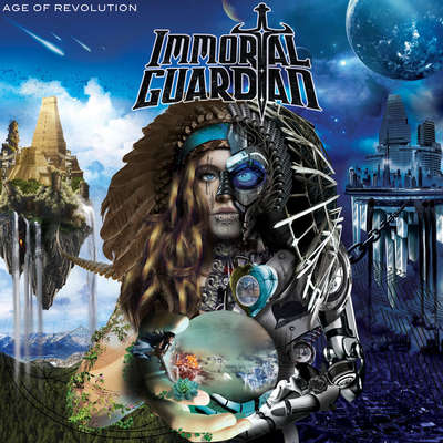 "IMMORTAL GUARDIAN: weiteres Video vom ""Age of Revolution"" Album"