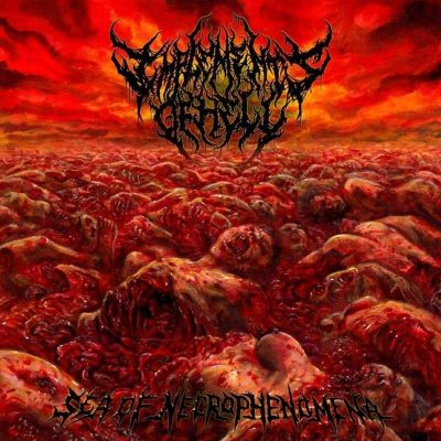 "IMPLEMENTS OF HELL: Neues Brutal Death Metal Album ""Sea of Necrophenomena"""