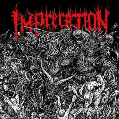 "IMPRECATION: Lyric-Video vom ""Damnatio ad Bestias"" Album"