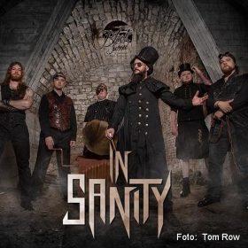 IN SANITY: unterschreiben bei Black Sunset / MDD Records