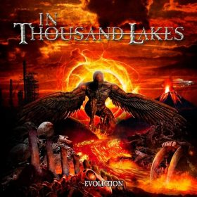 "IN THOUSAND LAKES: kündigen neue Melodic Death EP ""Evolution"" an"