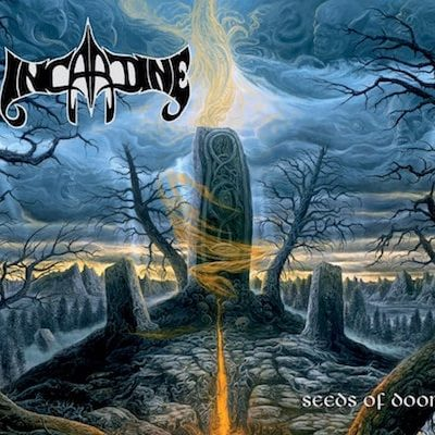 INCARDINE: Album `Seeds of doom` kommt am 20. September 2019