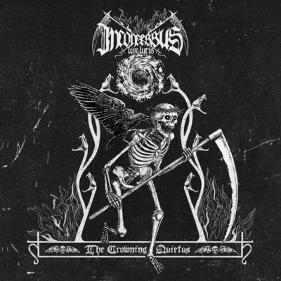 "INCONCESSUS LUX LUCIS: streamen ""The Crowning Quietus""-Album"