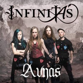 "INFINITAS: zweiter Video-Clip vom neuen Folk Album ""Infernum"""
