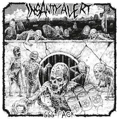 "INSANITY ALERT: Lyric-Video vom ""666-Pack""-Album & Tourdaten"