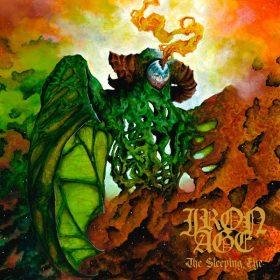 """IRON AGE: Re-Release und Stream vom 2009er-Album """"The Sleeping Eye"""""""