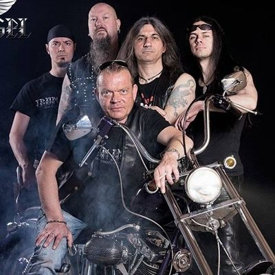 IRON ANGEL: Deal mit Mighty Music