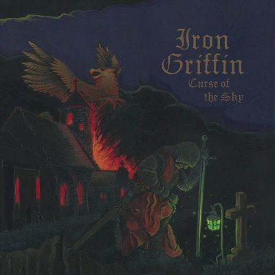 """IRON GRIFFIN: Stream vom """"Curse Of The Sky"""" Album"""
