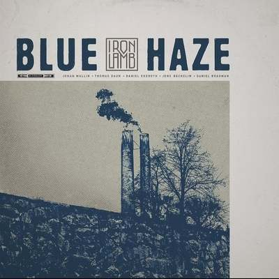 "IRON LAMB: Neues Album ""Blue Haze"""