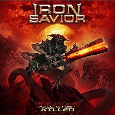 "IRON SAVIOR: Track vom ""Kill or Get Killed"" Album"