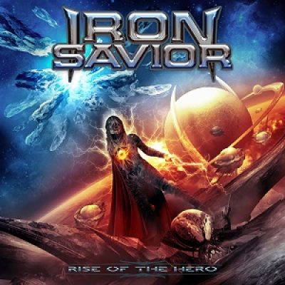 "IRON SAVIOR: ""Rise Of The Hero"" in den Charts"