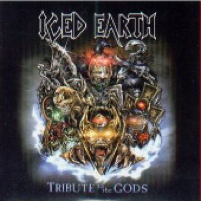 ICED EARTH: Tribute To The Gods