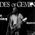 IDES OF GEMINI am 30. September 2012 im K4, Nürnberg