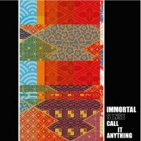 IMMORTAL SENSE: Call It Anything
