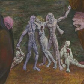 """IN HUMAN FORM: streamen """"Opening of the Eye by the Death of the I""""-Album"""