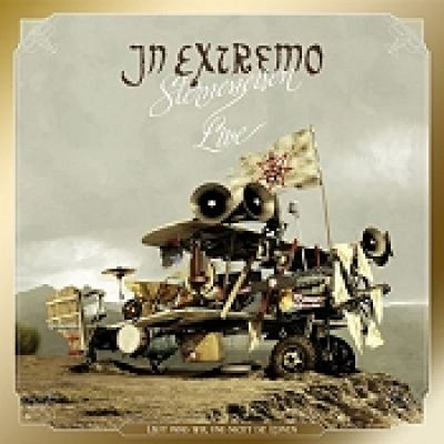 IN EXTREMO: Sterneneisen Live – Laut Sind Wir Und Nicht Die Leisen [DVD+CD]