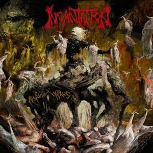 "INCANTATION: Video-Clip zu ""Rites Of The Locust"""