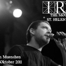 IRA und THE MOUNT ST. HELEN DUET am 10. Oktober 2011 in der Kranhalle München