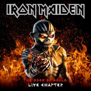 "IRON MAIDEN: Livealbum plus Konzertfilm ""The Book Of Souls – Live Chapter"""