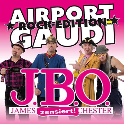 J.B.O.: Headliner bei der Airport Gaudi 2019