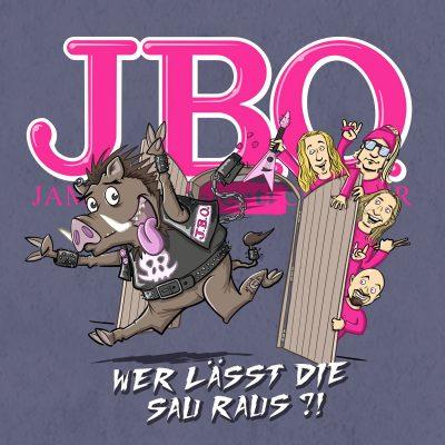 JBO_wer-laesst-die-sau-raus-cover