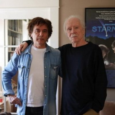 JEAN MICHEL JARRE: Song gemeinsam mit John Carpenter
