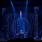 JEAN-MICHEL JARRE: Liveshow am Toten Meer