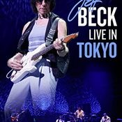 JEFF BECK: Live In Tokio [DVD]