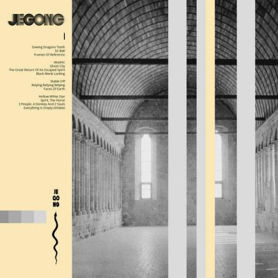 "JEGONG: Video-Clip vom neuen Krautrock / Post-Rock Album ""I"""