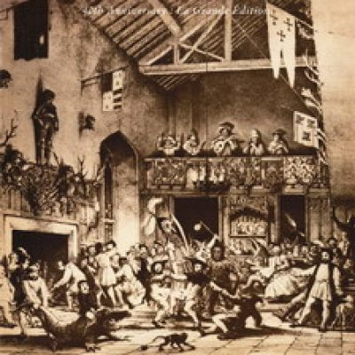 "JETHRO TULL: ""Minstrel In The Gallery"" als ""The 40th Anniversary La Grandé Edition"""