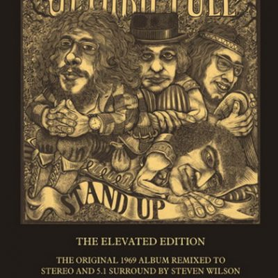 JETHRO TULL: Stand Up – The Elevated Edition [2CD/1DVD][Re-Release]
