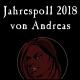 Jahresrückblick 2018 von Andreas