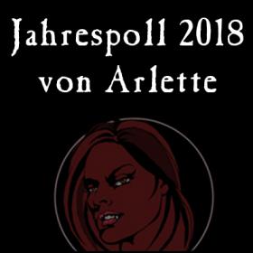 Jahresrückblick 2018 von Arlette
