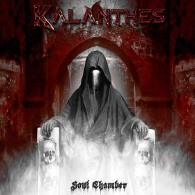 "KALANTHES: Stream vom neuen Death / Black Album ""Soul Chamber"""